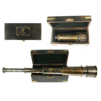Сувенир подзорная труба 40см (уп.1/20шт.)