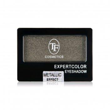 Тени для век tf eyeshadow mono с эффектом металлик, тон 159 golden emerald