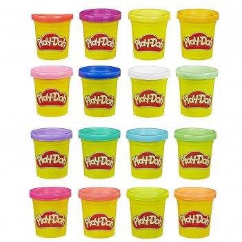 Игровой набор для лепки play-doh, 8 цветов, микс
