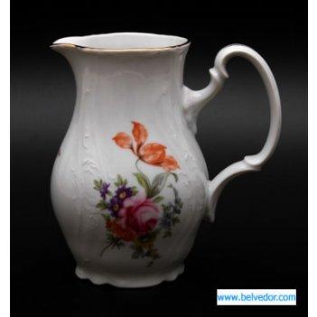 Молочник бернадот полевой цветок 1л.высокий