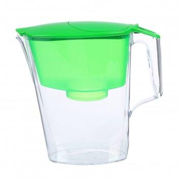 Фильтр-кувшин 2,5 л аквафор-ультра, цвет зеленый