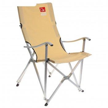 Кресло складное grifon premium, 68х57х93см, алюминий, чехол