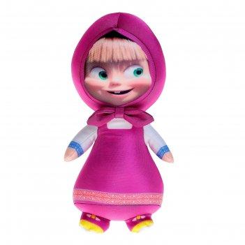 Мягкая игрушка-антистресс маша и медведь в форме куклы маши