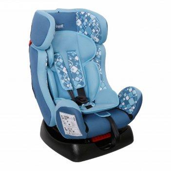 Детское автомобильное кресло siger art диона геометрия, 0-7 лет, 0-25 кг,
