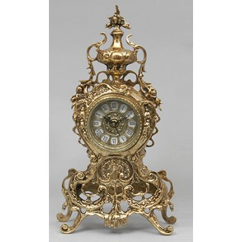 Часы из бронзы  секуло