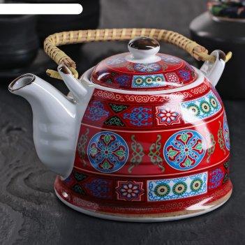 чайники с ситечком
