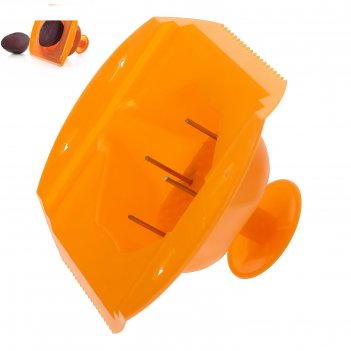 Овощедержатель, цвет оранжевый
