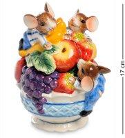 Cms-52/18 шкатулка фруктовый рай (pavone)