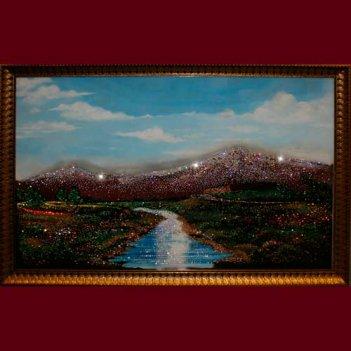 Картина сваровски - гора арарат (сис масис)