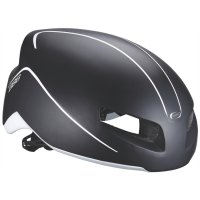 Велошлем bbb 2018 tithon черный матовый, размер l