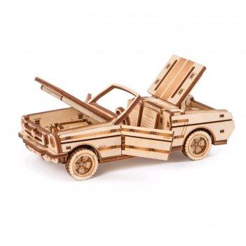 Механический 3d-пазл из дерева «кабриолет»