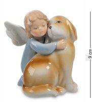 Cms-11/10 фигурка ангелочек (pavone)