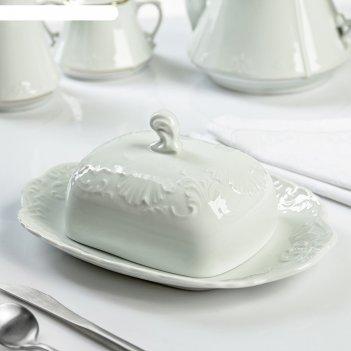 Маслёнка rococo