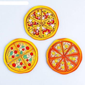 Игровой набор пиццерия п825