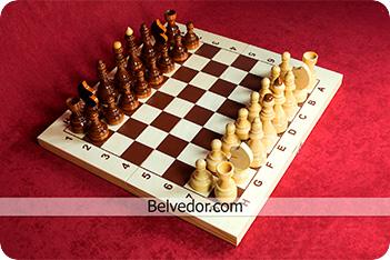 Шахматы гроссмейстерские ch405