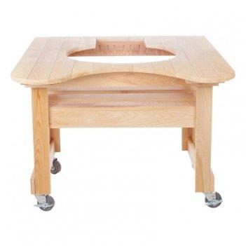 Стол дубовый для primo junior для сада
