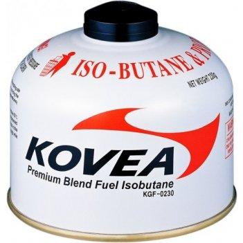 Баллон газовый резьбовой kovea screw type gas 230 g kgf-0230