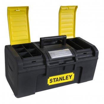 Ящик для инструментов stanley basic toolbox 1-79-216, 16, пластик