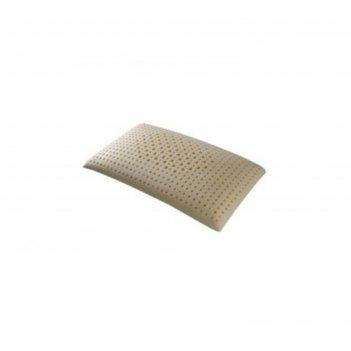 Подушка middle, размер 47 x 67 см, высота 12 см, латекс