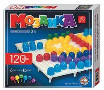 Мозаика десятое королевство 00965 6 цветов 120 эл. 1 поле