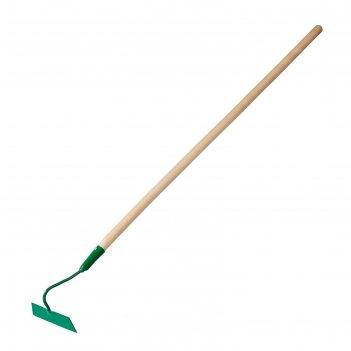Полольник прямой, лезвие 18,5 см, деревянный черенок, «росток»