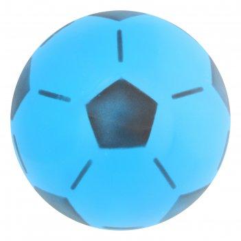 Мяч футбольный, d=20 см, 50 г, цвета микс