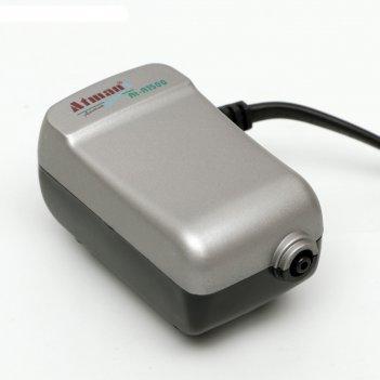 Компрессор atman at-a1500 для аквариумов до 80 литров, 90 л/ч, нерегулируе