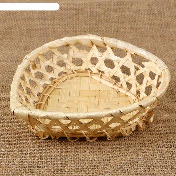 Хлебница, редкое плетение