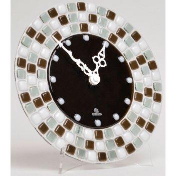Часы  glass deco nr-m10