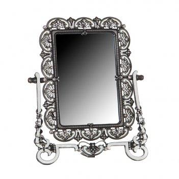 Зеркало настольное 23*18 см.