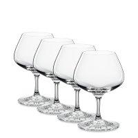 Набор из 4-х бокалов для виски, объем: 200 мл, материал: хрустальное стекл