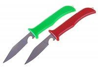 Нож складной неавтоматический сувенирный, с открывалкой в лезвии, микс