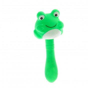 Игрушка для ванны «лягушка»