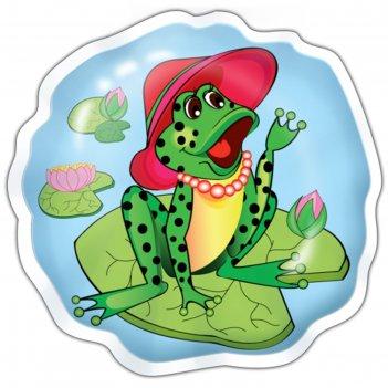 Гель-пена для душа лягушонок с ароматом жевательной резинки, 60 мл