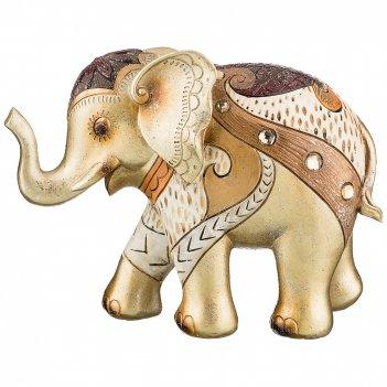 Фигурка слон 23*10*17 см. коллекция чарруа