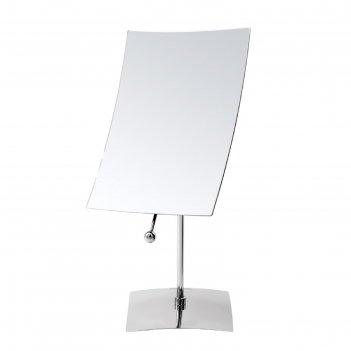 Зеркало косметическое cinderella, 5х, шарнир, цвет хром