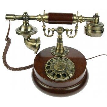 Телефон-ретро дисковый d=18см, 22см 36001