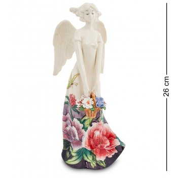 Jp-247/21 фигурка девушка-ангел (pavone)