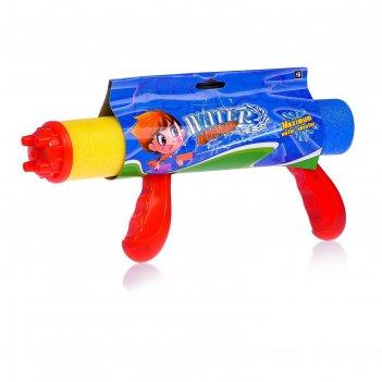 Водная помпа с двумя ручками водомёт цвета:микс