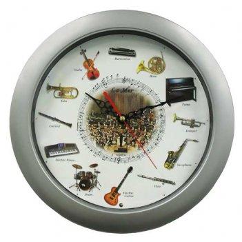 Настенные часы la mer gc 009006 (музыкальные)