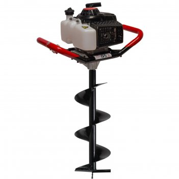 Мотобур ada grounddrill-7 со шнеком drill 250,бенз.,2х такт.,3.26л.с/2.4кв