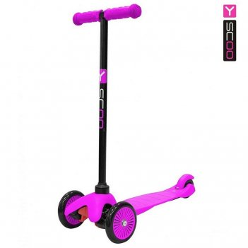 Y-scoo rt mini simple a5 pink