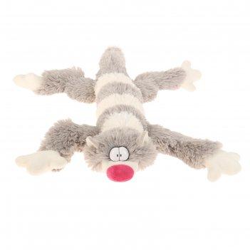Мягкая игрушка кот бекон, 80 см