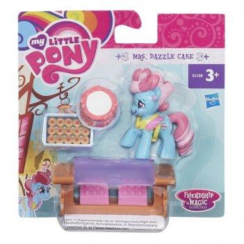 My little pony. коллекционные пони с аксессуарами в ассортименте