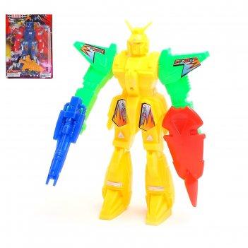 Робот-трансформер пришелец