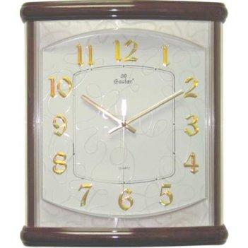 Настенные часы gastar 808 jd (пластик)