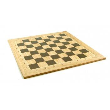 Доска шахматная турнирная 50мм, орех