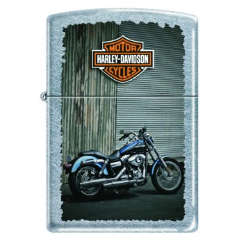Зажигалка harley-davidson® zippo 207 harley bikes