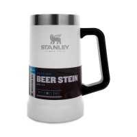 Кружка пивная stanley adventure, объем: 700 мл, цвет белый, stanley, сша,
