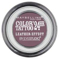 Тени для век maybelline color tattoo, оттенок 97, сливовый десерт, 4 мл